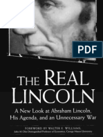 DiLorenzo - The Real Lincoln