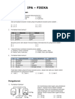Soal-soal Pendalaman Fisika 09-10