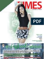 Tahan Times Journal- Vol. 2- No. 9, Nov 12, 2012
