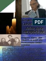 Grigore Vieru-Poet Al Neamului