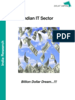 Indian IT Sector - Dolat