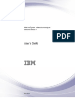 IBM.infoSphere.information.analyzer.v8.7.User.guide