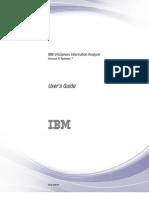 IBM.infoSphere.information.analyzer.v8.7.User.guide