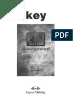 Advanced Grammar Vocabulary-key