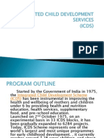 Integrated Child Development Services Presentation