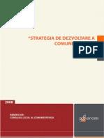 Strategia de Dezvoltare a Comunei Reviga