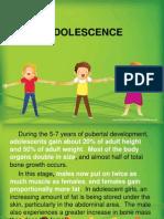 4. Adolescence