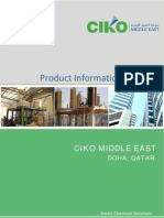 CIKO Product Profile R012