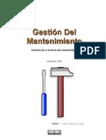 gestion del mantenimiento - introduccion a la teoria de mantenimiento (12-2008)