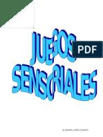 70559295 Educacion Fisica Juegos Sensoriales Listo Para Imprimir