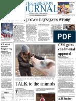 The Abington Journal 02-13-2013