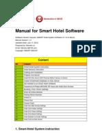 Manual for Smart Hotel v1.3