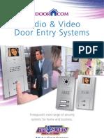 Audio Vedio Door Phone