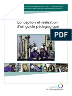 2 53186992 Conceptio Et Realisation d Un Guide Pedagogique