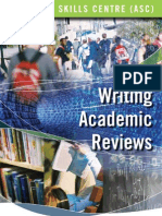 ASC Writing Academic Reviews Final