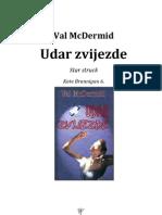 Val McDermid Udar Zvijezde