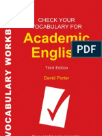 Test Your Vocab for TOEFL
