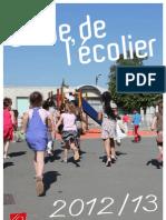 Brochure Ecolier
