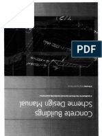 Concrete Buildings Scheme Design Manual