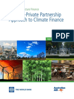 A Public-Private Partnership Approach to Climate Finance