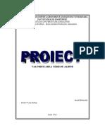 Proiect Apicultura
