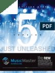 MusicMaster V5 | Brochure
