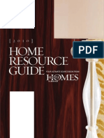 Seattle Homes & Lifestyles - 2010 Home Resource Guide-TV