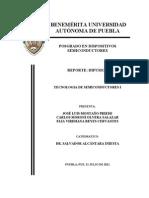REPORTE MAESTRÍA DIFUSIÓN