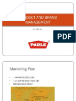 47814551 Product and Brand Management