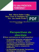 La Próstata Femenina