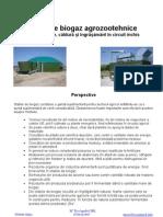 statii de biogaz