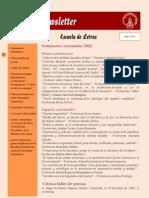 Newsletter - Escuela de Letras (Septiembre 2012).pdf