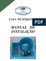 Manual de Instalacao de Casa de Maquinas