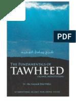 En the Fundamentals of Tawheed