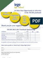 YB Ad Flyer 2012-2013