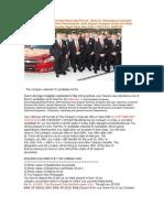 Chevrolet Auto Job Offer.