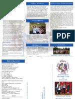 Allegra SMA - Summer Camp Brochure
