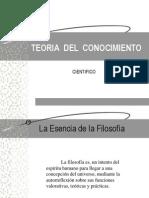 epistemologiateoriadelconocimientodiapositivas-091109143409-phpapp01