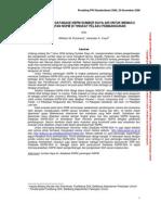 13 - Penyusunan Database Nspm Sumber Daya Air Untuk Memacu Penerapan Nspm Di Tingkat Pelaku Pembangunan