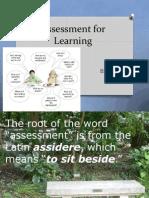 Assessment for Learning B2B.pptx