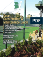 201303 Racquet Sports Industry