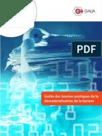 Guide Bonnes Pratiques Dematerialisation Facture 2007 VF