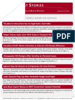 Top Activist Stories - 4 - A Review of Financial Activism by Geneva Partners