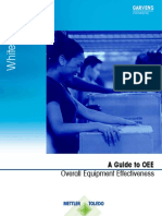 White Paper a Guide to OEE
