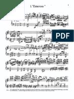 Charles Ives Concord Sonata
