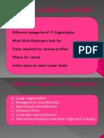 Skills - Traits vs Roles