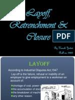 Layoff,