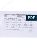 BE Ist IInd Sem Grading System 171212051133