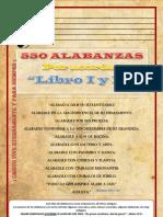 550 Alabanzas Por Acordes Libro I y II