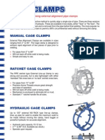 Pipe Cage Clamps